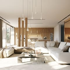 Living room by TABARQ
