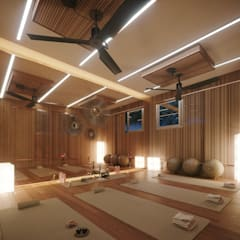 Gym by TABARQ, Mediterranean