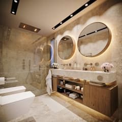 Bathroom by TABARQ