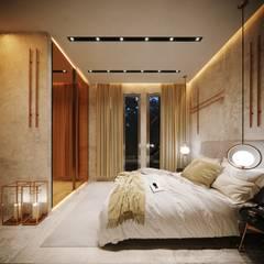 : Dormitorios de estilo  por TABARQ,Mediterráneo