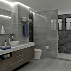 Bathroom by Guindi Interiorismo