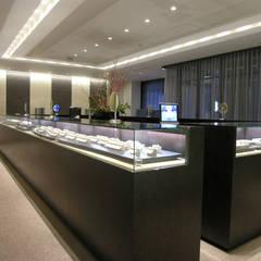 2階売り場全景: 一級建築士事務所 ネストデザインが手掛けた商業空間です。