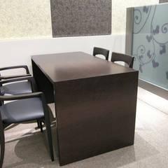商談コーナー: 一級建築士事務所 ネストデザインが手掛けた商業空間です。