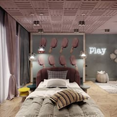 Girls Bedroom by Premium Club