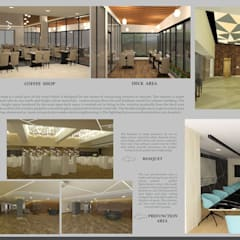 Hotel@ Madurai - Ongoing:  Walls by Uncut Design Lab