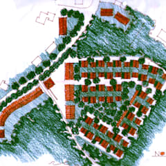 Vorentwurf Waldweg in Trostberg:  Einfamilienhaus von Architekt Bittner