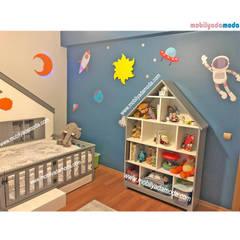 комнаты для новорожденных в . Автор – MOBİLYADA MODA