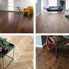 Pisos de estilo  por QC Flooring