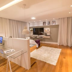 Girls Bedroom by C2HA Arquitetos,