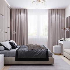 Bedroom by CUBE INTERIOR, Scandinavian