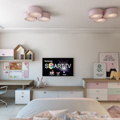Barkod Interior Design – Children's Room Design:  tarz Çocuk Odası