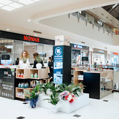 Shopping Centres by Barkod Interior Design, Scandinavian