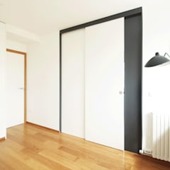 REFORMA AGT - dormitorio: Dormitorios de estilo  de fic arquitectos