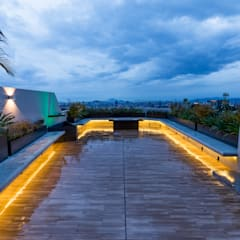 Terrace by TARE arquitectos