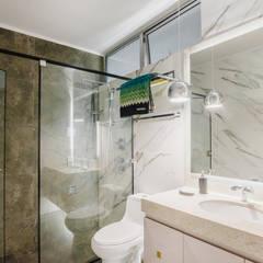 حمام تنفيذ Luis Escobar Interiorismo