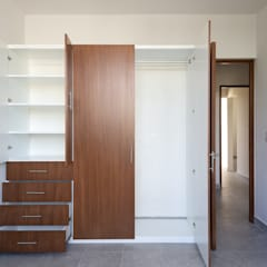 Dressing room by studio arquitectura | Despacho de arquitectos | Cancún