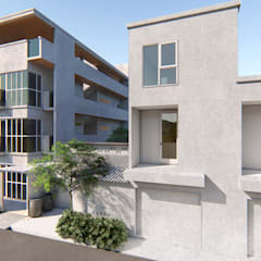 Condominio in stile  di Each Studio