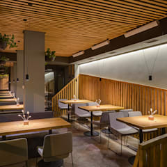 Quán bar & club by YUDIN Design