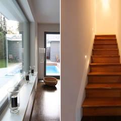 Stairs by WSM ARCHITEKTEN