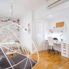 Proyecto Cartagena : Dormitorios de estilo  de Estudi Aura