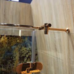 Haltestange - Industrial Look - Sonderoberfläche:  Badezimmer von Glasservice König