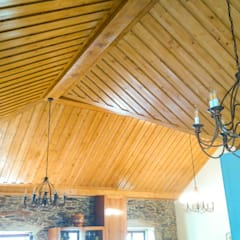 Dining room by Home Recover, Rustic