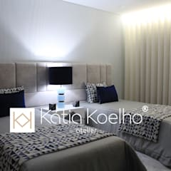 Habitaciones de niños de estilo  de Atelier Kátia Koelho