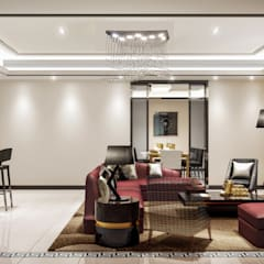 Media room by Luxury Solutions