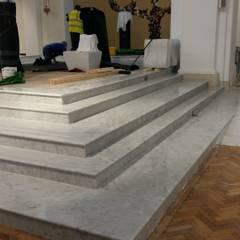 Projekty,  Podłogi zaprojektowane przez INDAMAR SRL