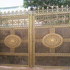 Раздвижные двери в . Автор – CÔNG TY CỔ PHẦN SẢN XUẤT HOÀNG GIA HÀ NỘI