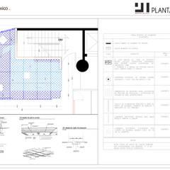 Propuesta de plafones: Oficinas y tiendas de estilo  por Prototype studio