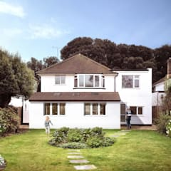 Traditional:  Detached home by STAAC