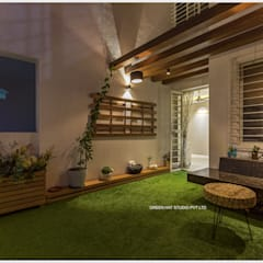 Terrace by GREEN HAT STUDIO PVT LTD