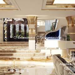 Дизайн дома в Испании в стиле арт-деко: Коридор и прихожая в . Автор – Дизайн-студия элитных интерьеров Анжелики Прудниковой