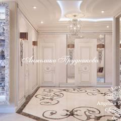 Дизайн 4-комнатной квартиры в ЖК «Фортепиано»: Коридор и прихожая в . Автор – Дизайн-студия элитных интерьеров Анжелики Прудниковой
