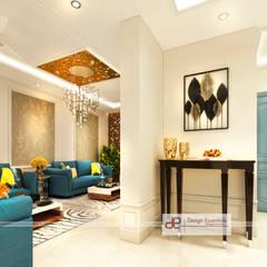 Living room:  Living room by Design Essentials