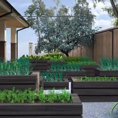 Разумное зонирование: Сады в . Автор – Компания архитекторов Латышевых 'Мечты сбываются'