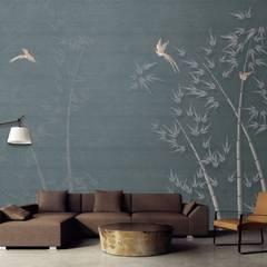 Projekty,  Ściany zaprojektowane przez SK Concept Duvar Kağıtları