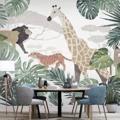 SK Concept Duvar Kağıtları  – Çocuk Odası Duvar Kağıtları :  tarz Genç odası