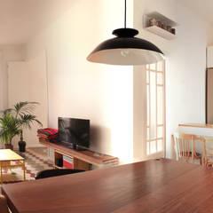 REFORMA LI: Comedores de estilo  de fic arquitectos