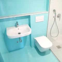 REFORMA MVI: Baños de estilo  de fic arquitectos