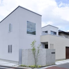 Detached home by タイコーアーキテクト,