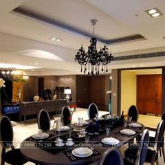 :  Phòng ăn by Nội Thất An Lộc