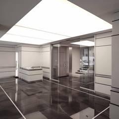 Office buildings by belemir yapı