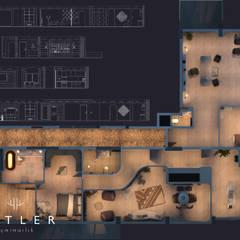 Floors by Antler İç Mimarlık