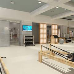 Salones de eventos de estilo  por Antler İç Mimarlık