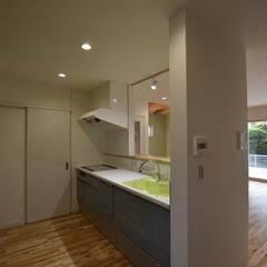 آشپزخانه by Home Plan Kiyotake 一級建築士事務所 ㈱清武建設