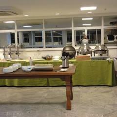 Allia Gran Hotel Pampulha Suites: Hotéis  por Marcelo Sena Arquitetura