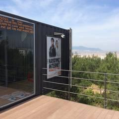 MOVİ evleri의  단층집