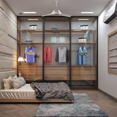 Modern Bedroom by Inside Element Modern